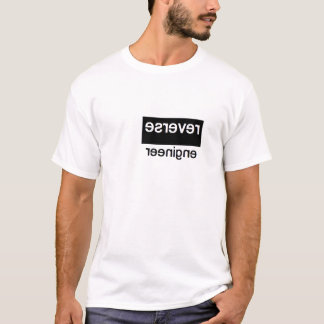 Camiseta Reverse Engineer