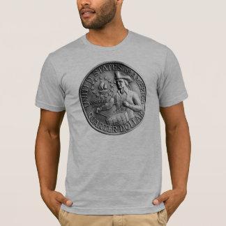 Camiseta Reverso 1976 de um quarto bicentenário