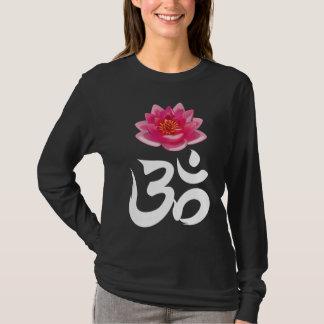 Camiseta Reverso de OM Lotus