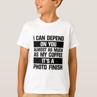 Camiseta Revestimento da foto