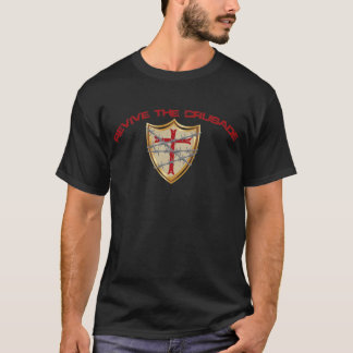 Camiseta Revive a cruzada!