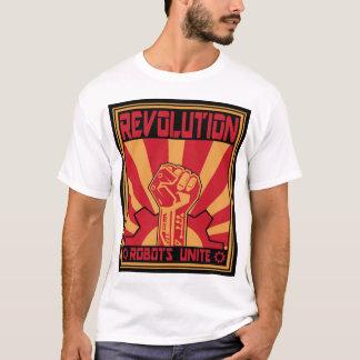 Camiseta Revolta do robô