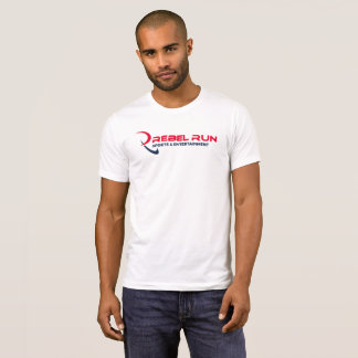 Camiseta Revolta-se o funcionamento SignatureT