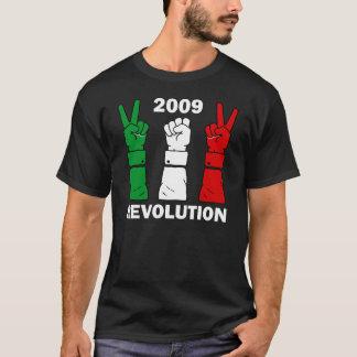 Camiseta Revolução 2009 de Irã (obscuridade)