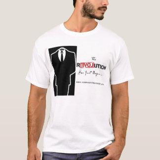 Camiseta Revolução anónima