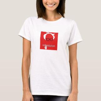 Camiseta Revolução da máquina de lixar de Bernie