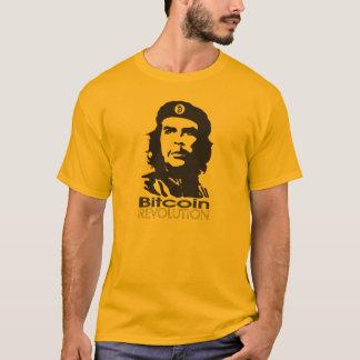 Camiseta Revolução de Bitcoin