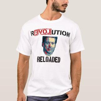 Camiseta Revolução de Paul 2016 da margem recarregada