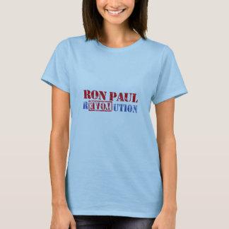 Camiseta Revolução de Ron Paul