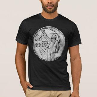 Camiseta Revolução de URSS Lenin