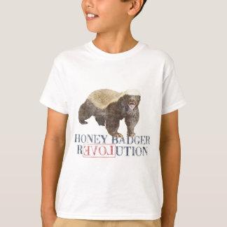 Camiseta Revolução do texugo de mel