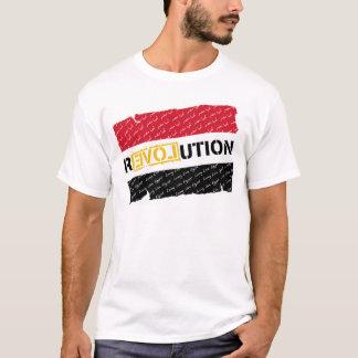 Camiseta Revolução egípcia