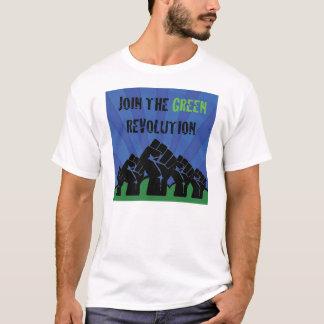 Camiseta Revolução VERDE