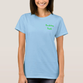 Camiseta RevolutionYouth
