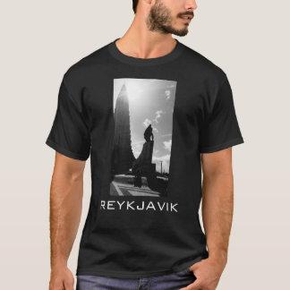 Camiseta Reykjavik, Islândia