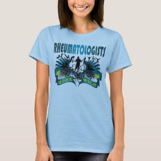 Camiseta Rheumatologists idos selvagens