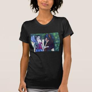 Camiseta Rhiannon e seu t-shirt do cavalo de Fae