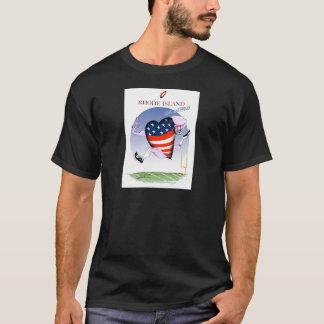 Camiseta rhode - fernandes tony altos e orgulhosos da ilha,