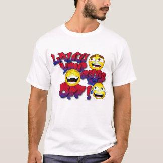 Camiseta Ria sua classe FORA!