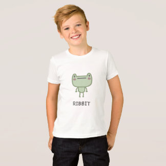 Camiseta Ribbit