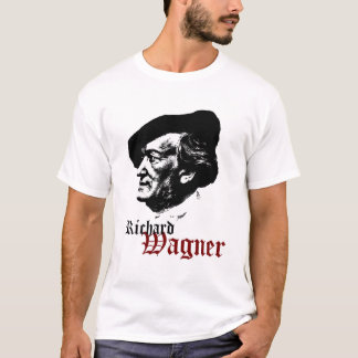 Camiseta Richard Wagner