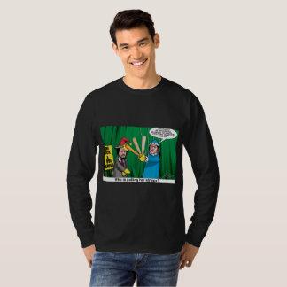 Camiseta Rick & mostra de Judi