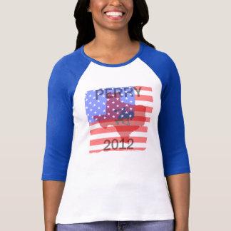 Camiseta Rick Perry para o presidente