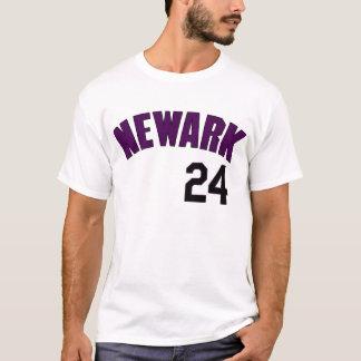 Camiseta Rickey Henderson Newark carrega o TShirt do