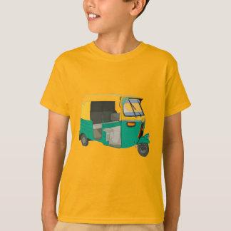 Camiseta Rickshaw indiano