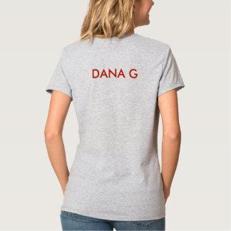 Camiseta Riddim de Dana G enraíza o t-shirt das mulheres de