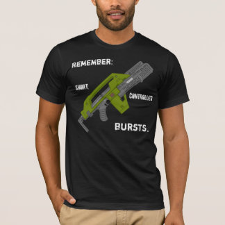 Camiseta Rifle do pulso de M41A