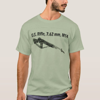 Camiseta Rifle M14