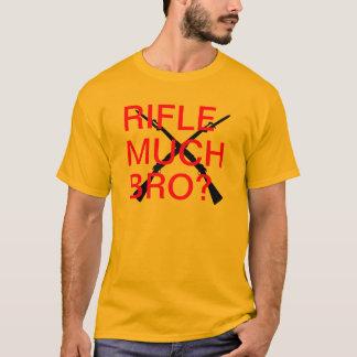 Camiseta Rifle muito Bro?