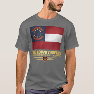 Camiseta Rifles de Lowry