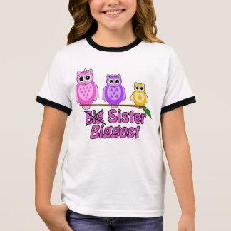 Camiseta Ringer A irmã a mais grande
