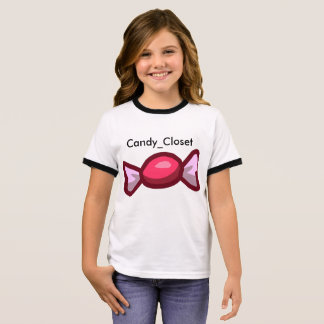 Camiseta Ringer Armário dos doces