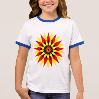Camiseta Ringer burst8