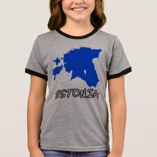 Camiseta Ringer Estónia