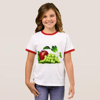 Camiseta Ringer O impressão ideal o mais atrasado no t-shirt