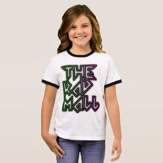 """Camiseta Ringer O Tshirt do """"balancim"""" da alameda do Rad (meninas)"""