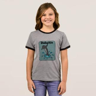 Camiseta Ringer Solha do golfinho