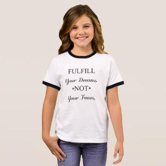 Camiseta Ringer Sonhador
