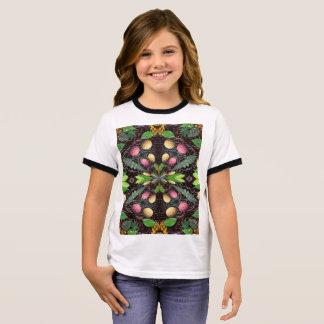 Camiseta Ringer T-shirt da campainha da menina