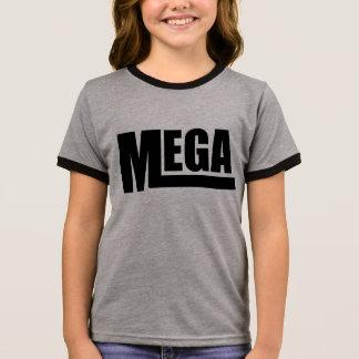 Camiseta Ringer T-shirt mega da campainha
