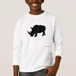 Camiseta Rinoceronte 10