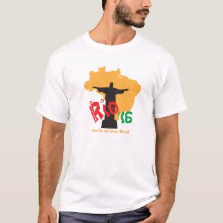 Camiseta Rio '16 Brasil