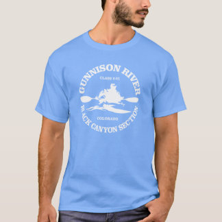Camiseta Rio de Gunnison