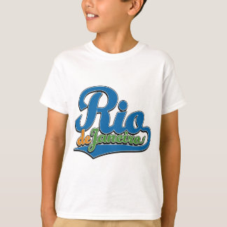 Camiseta Rio de Janeiro