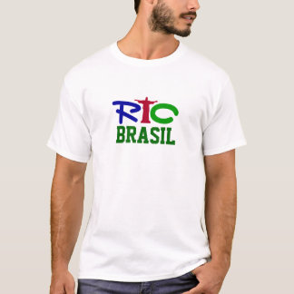 Camiseta Rio de Janeiro Brasil