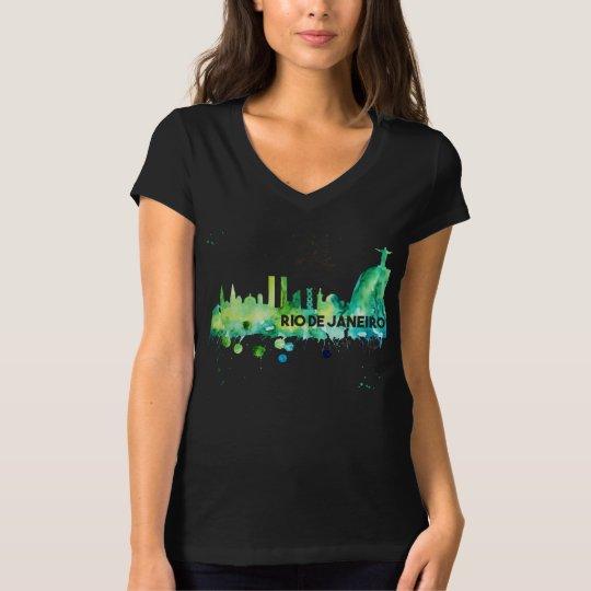 Camiseta Rio de Janeiro city